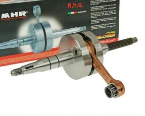 Kľukový hriadeľ MHR RHQ 80mm 10mm pre Minarelli
