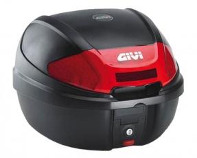 Kufor GiVi E300 Monolock 30L - čierny