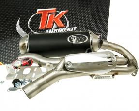 Výfuk TurboKit Quad/ATV - Yamaha YFM 700 Raptor