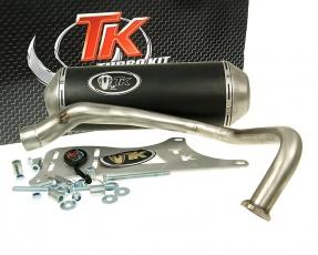 Výfuk TurboKit GMax 4T pre Kymco Dink,Yager,Spacer 125,150