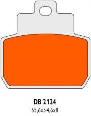 Brzdové obloženie DB2124RDN