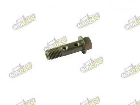Holender M10x1,25 pre dve brzdové hadičky