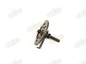 Hriadeľ štartovacia pre motory GY6 125/150cc 152/157QMI