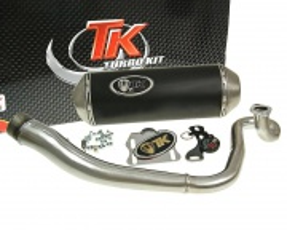 Výfuk Turbo Kit GMax 4T pre skútre GY6 125/150ccm