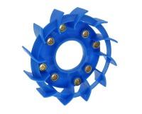 Ventilátor Naraku Racing modrý pre Kymco, Baotian, GY6