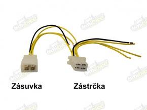 Konektor 4pin regulátor napätia 7044