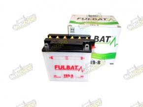Akumulátor YB9-B Fulbat