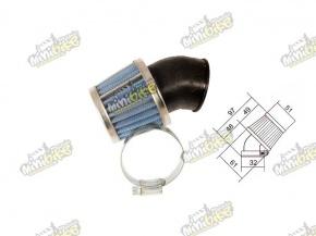 Vzduchový filter 35mm 45° RMS Racing univerzálny