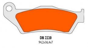 Brzdové obloženie DB2220RDN