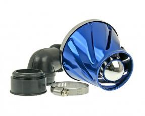 Vzduchový filter Power Helix 28-35mm modrý