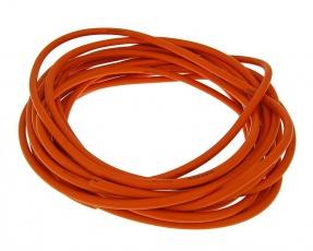 Kábel zapaľovania 10m oranžový