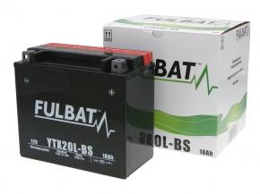 Akumulátor YTX20L-BS FulBat