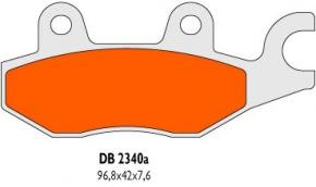 Brzdové obloženie DB2340QDD
