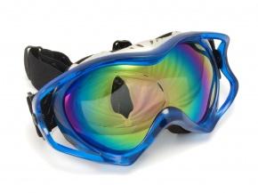 Okuliare GZ2 Modré (dúhové sklo)