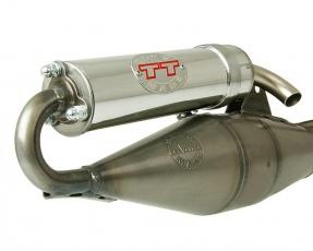 Výfuk LeoVince TT pre SR50, Nitro, Aerox, F15