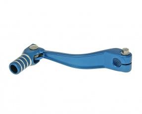 Radiaca páka Aluminium modrá pre Derbi EBE, EBS, D50B0