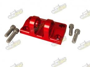 52106-SPY10-00L-F Držiak tlmiča zadnej kyvnej vidlice X4/X4R