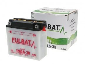 Akumulátor 12N5,5-3B Fulbat