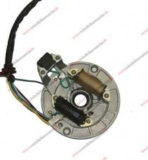 Stator -cievka zapalovacia Pitbike -2cievky komplet