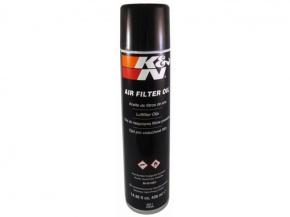 Impregnačný olej K&N pre vzduchové filtre 408ml