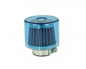Vzduchový filter 35mm modrý