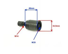 Sťahovák magnetu M28x1 vnútorný závit