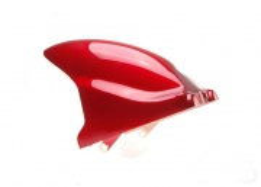 Blatník predný červený pre čínske skútre (QT-9)
