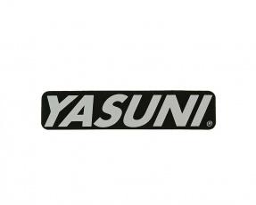 Nálepka tlmiču 110x25mm YASUNI