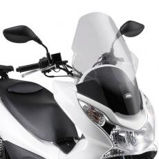 Plexi Givi D322ST pre Honda PCX 125/150ccm 2010-2013 transparentné