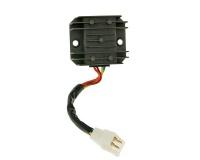 Regler dobíjania na ATV - skutre - Power 4-kontakt