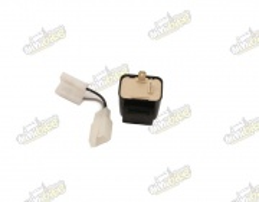 Prerušovač smeroviek relé 2 a 3 kontakt aj LED žiarovky max 100W