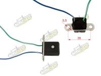 Snimač iskry CG200 olejotesný impedancia cca 142ohm