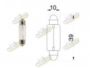 Žiarovka 6V 5W C5W SV8,5 sufit