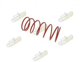 Kontrastná pružina variátora pre Piaggio červená 297087