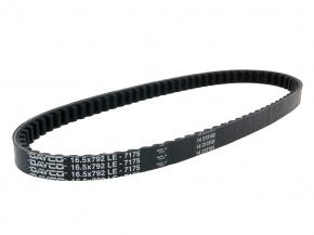 Remeň variátora Dayco pre Minarelli krátky