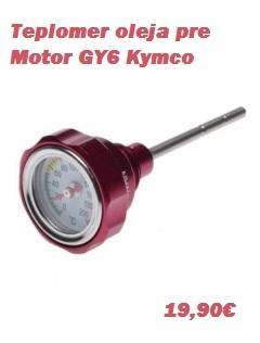 Teplomer oleja GY6 KYMCO